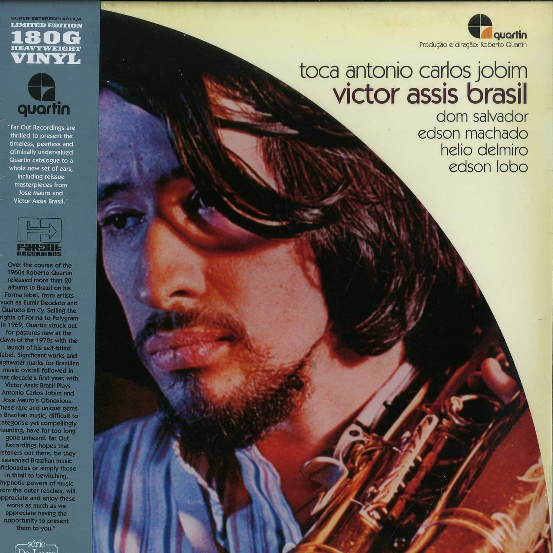 Victor Assis Brasil - TOCA ANTONIO CARLOS JOBIM