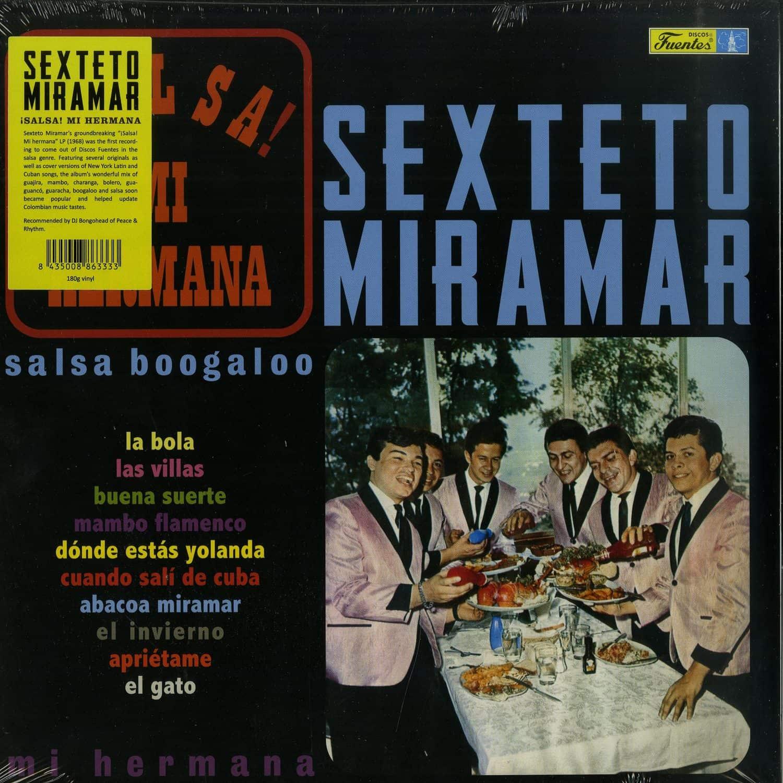 Sexteto Miramar - ¡SALSA! MI HERMANA