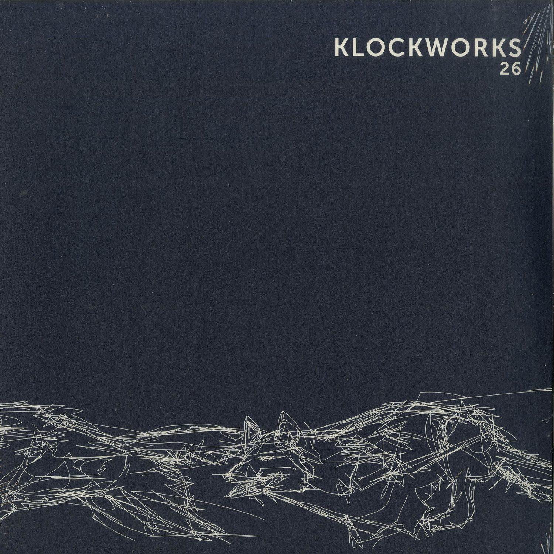 Stef Mendesidis - KLOCKWORKS 26