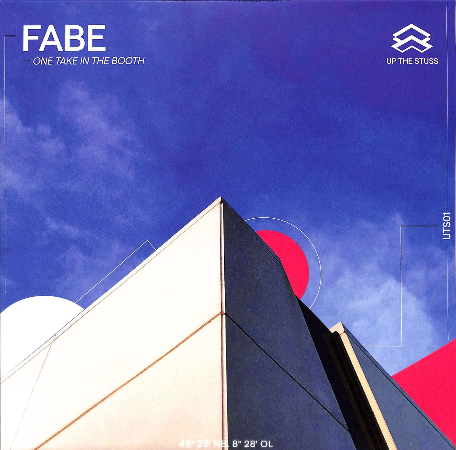 Fabe - ONE TAKE IN THE BOOTH