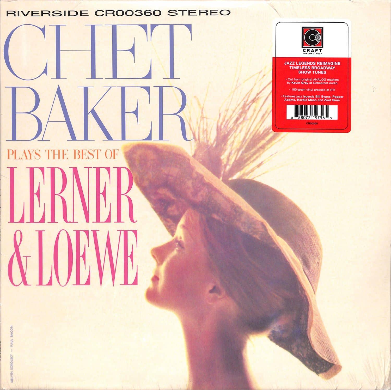 Chet Baker - CHET BAKER PLAYS THE BEST OF LERNER AND LÖWE