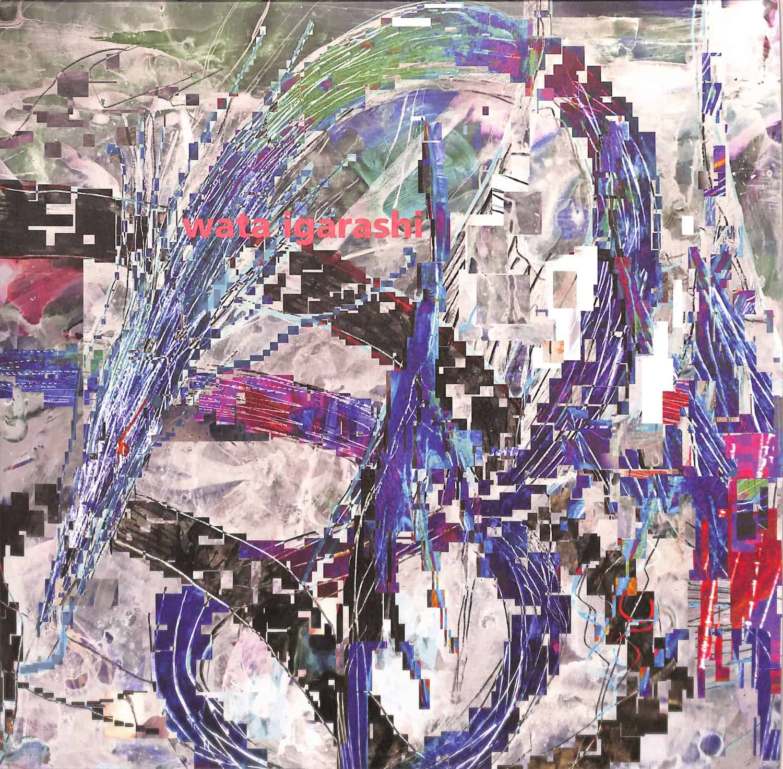 Wata Igarashi - NEW DAWN EP 12 VINYL WITH FULL COVER PRINT