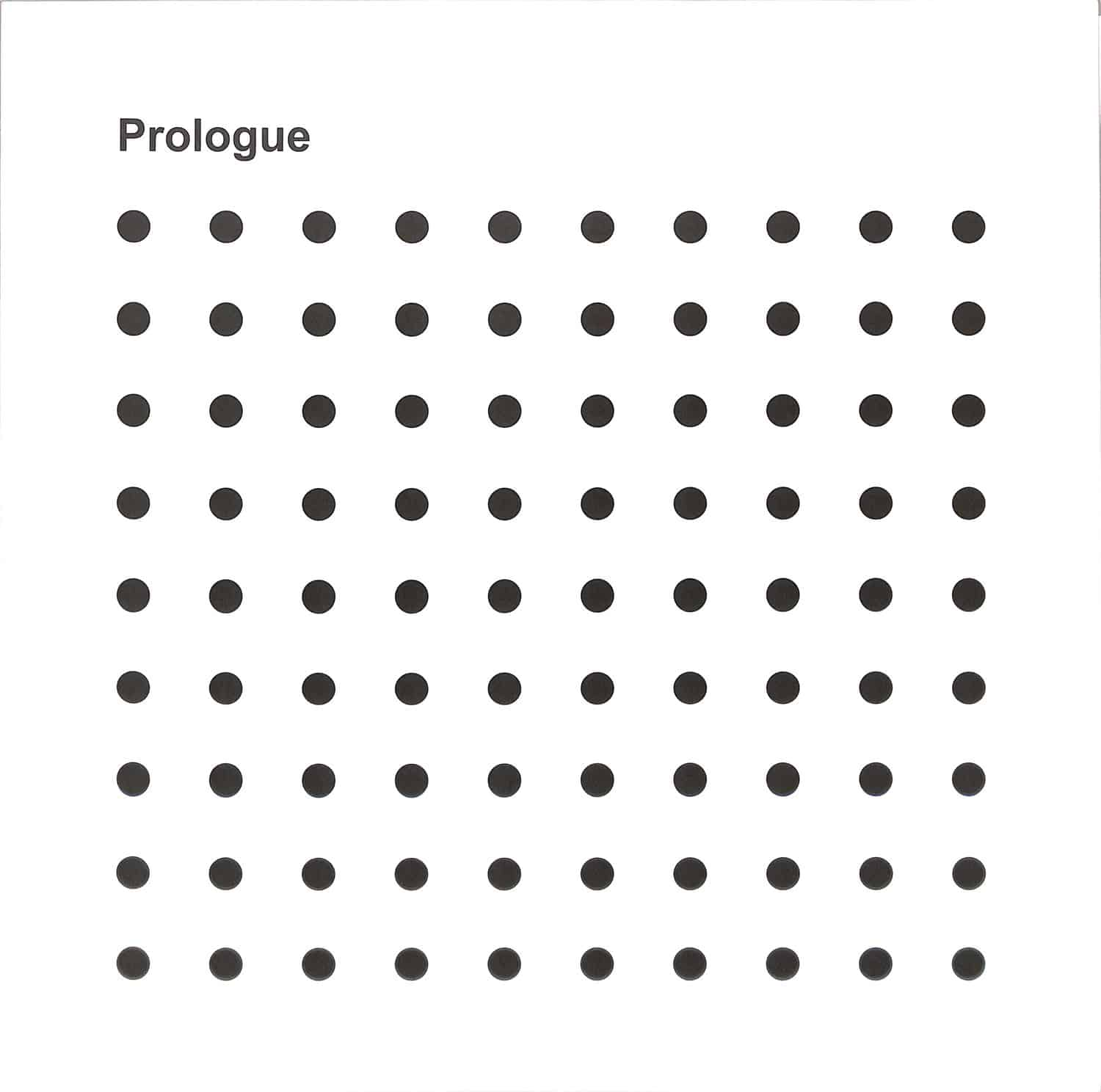 Various Artists - PROLOGUE