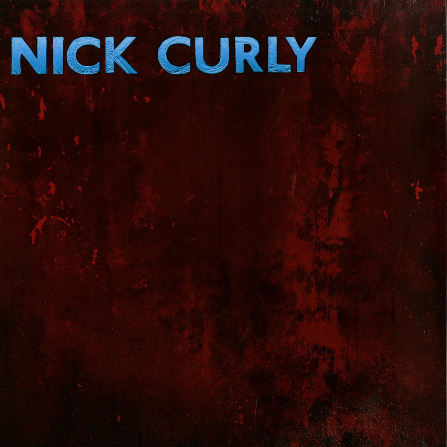 Nick Curly - TIME WILL TELL