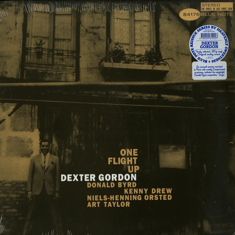 Dexter Gordon - ONE FLIGHT UP