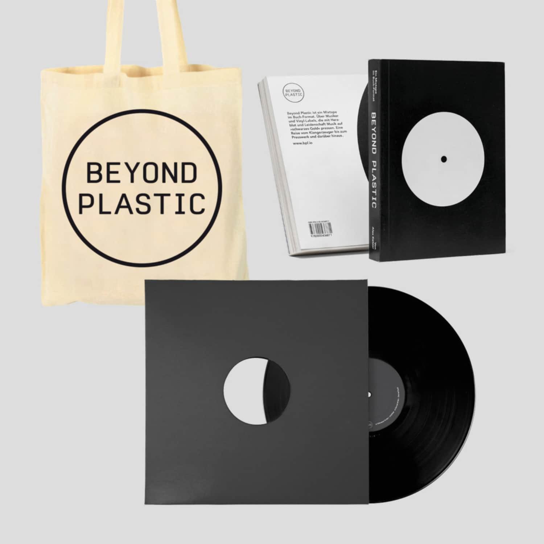 Alex Ketzer - BEYOND PLASTIC BUNDLE