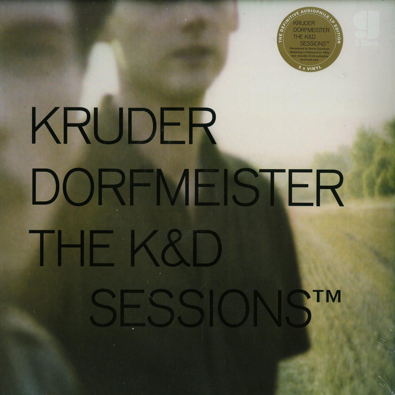 Kruder & Dorfmeister - THE K&D SESSIONS TM