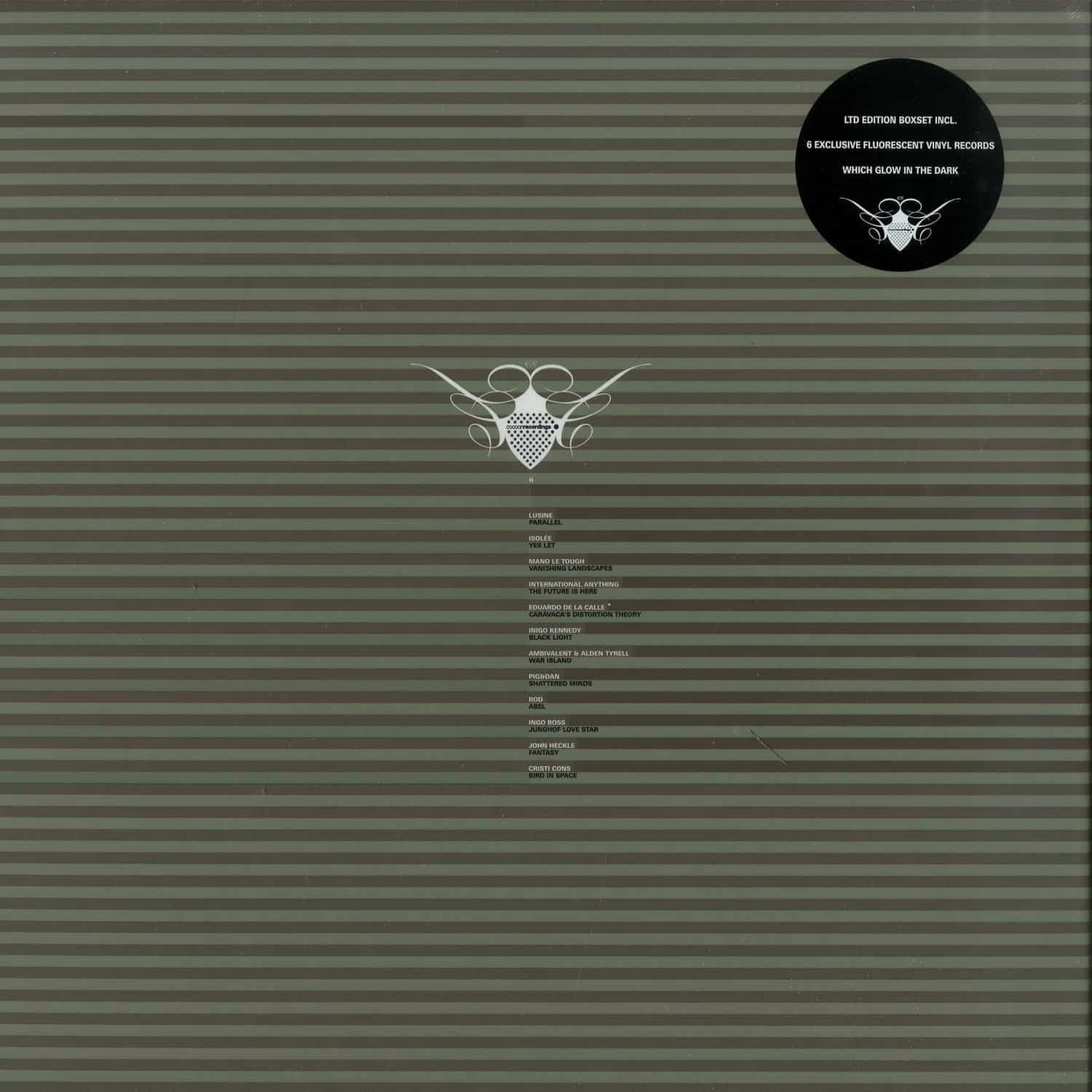 Various Artists - COCOON COMPILATION R
