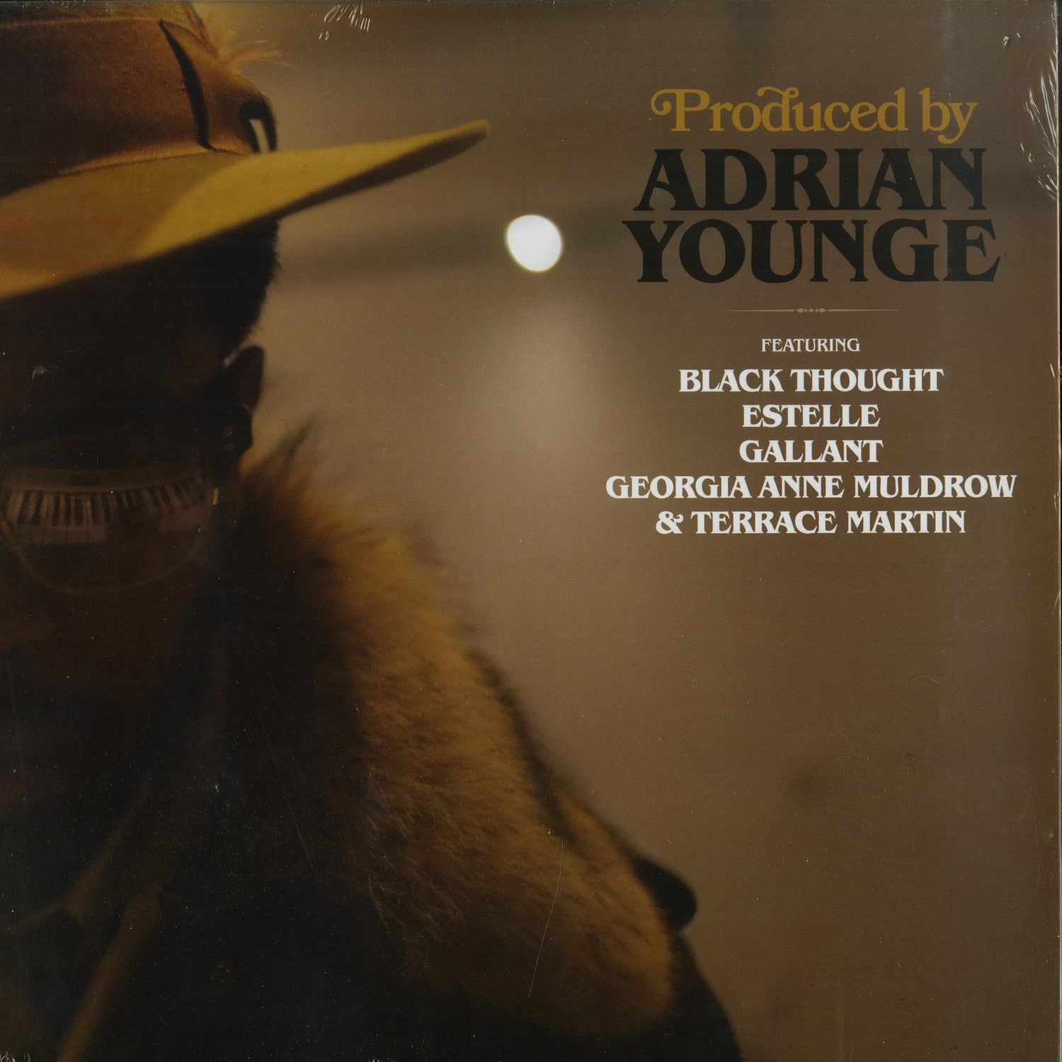 Adrian Younge - PRODUCED BY: ADRIAN YOUNGE