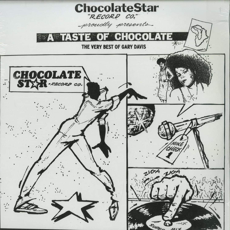 Gary Davis - A TASTE OF CHOCOLATE - THE VERY BEST OF GARY DAVIS