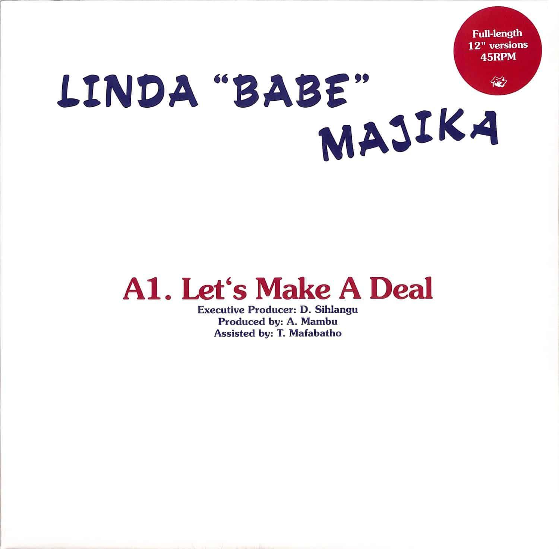 Linda Majika / Thoughts Visions & Dreams feat. Ray Phiri - LETS MAKE A DEAL / STEP OUT OF MY LIFE
