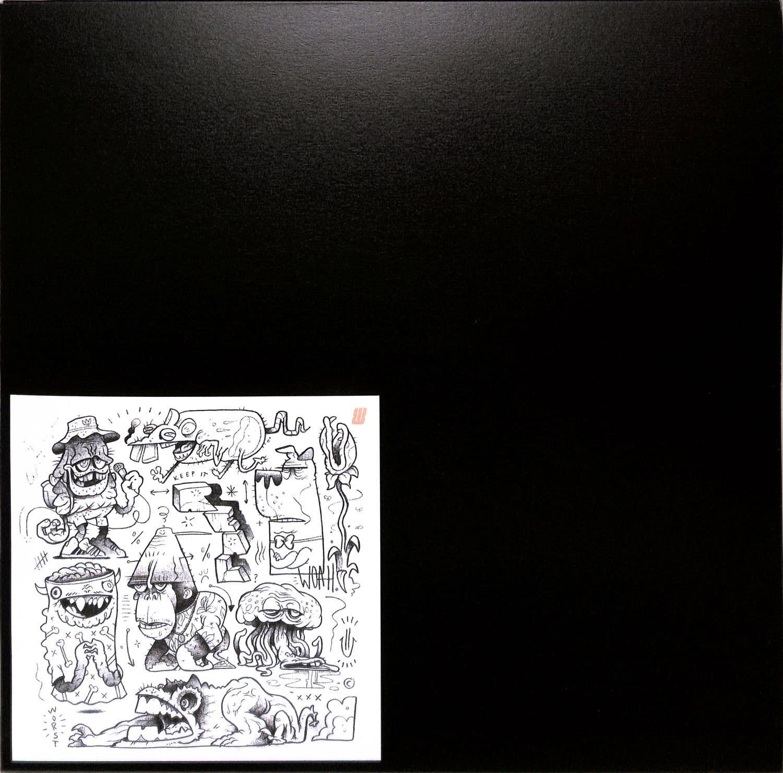 Son Of Philip - PLAY MONOTONOUS EP