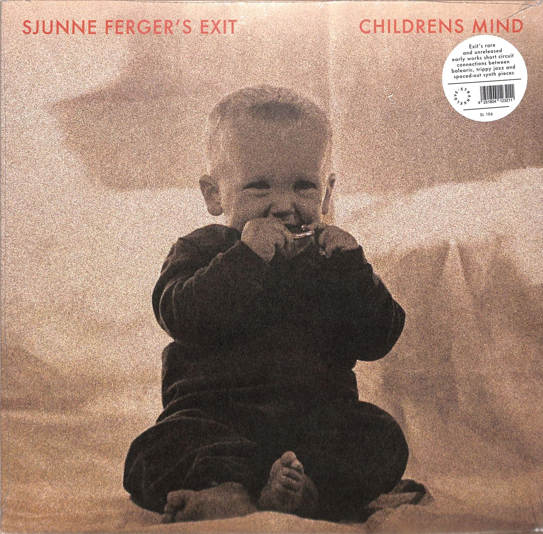Sjunne Ferger - CHILDRENS MIND LP