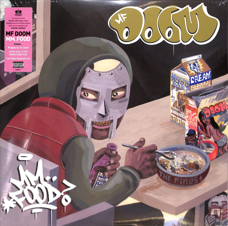 MF Doom - MMM.. FOOD