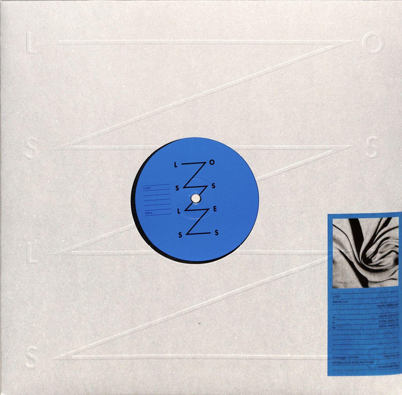 Manuel Tur - DIGITAL FABRICS EP