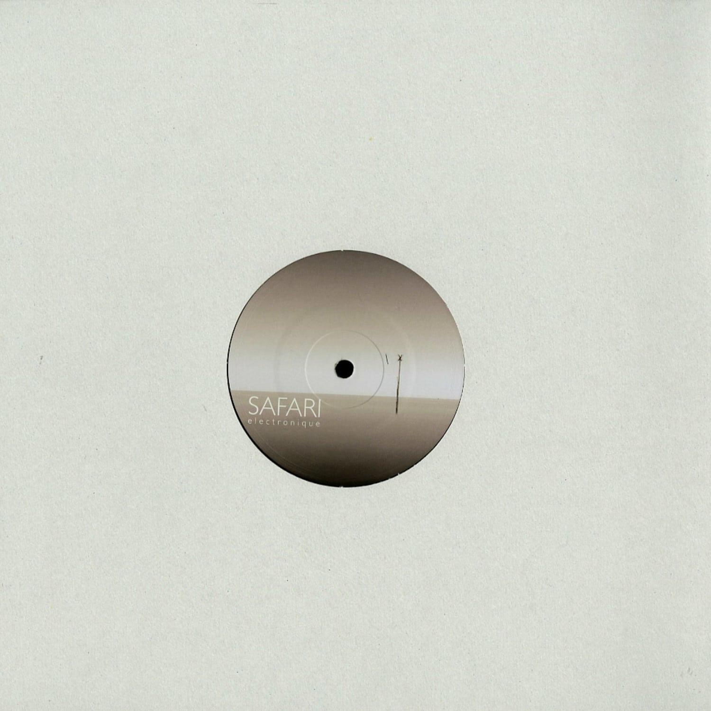 Arnaud Le Texier - BLUNT EDGE EP