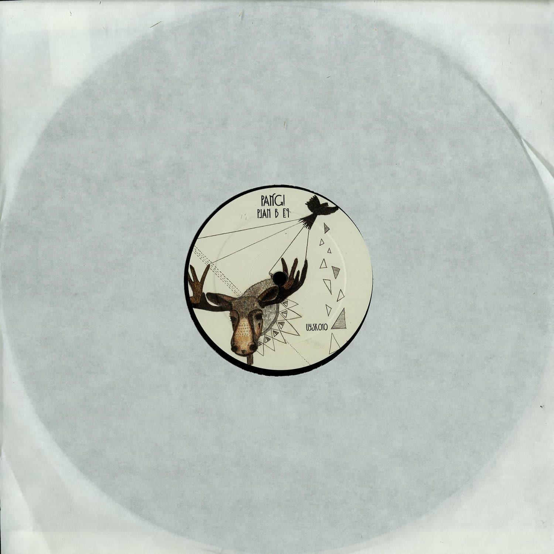 PANG! - PLAN B EP