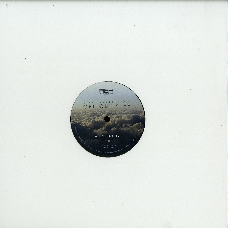 Miles Atmospheric - OBLIQUITY EP