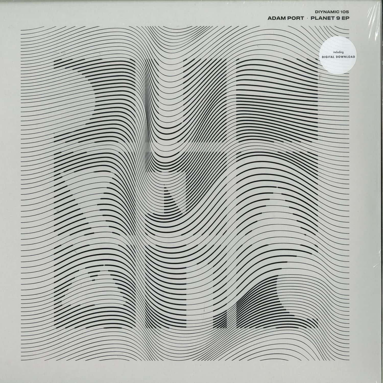 Adam Port - PLANET 9 EP