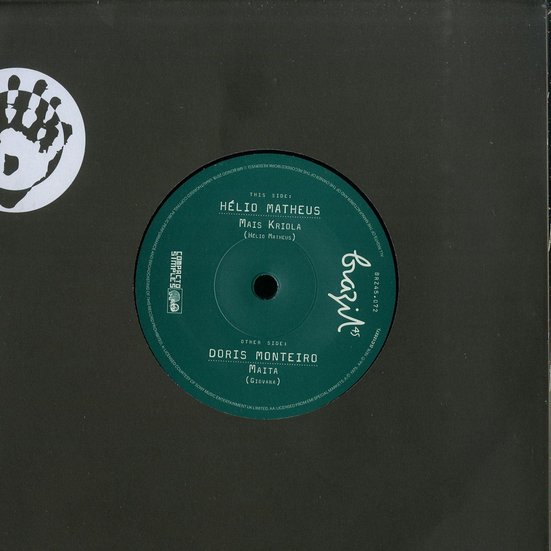 Helio Matheus / Doris Monteiro - MAIS KRIOLA / MAITA