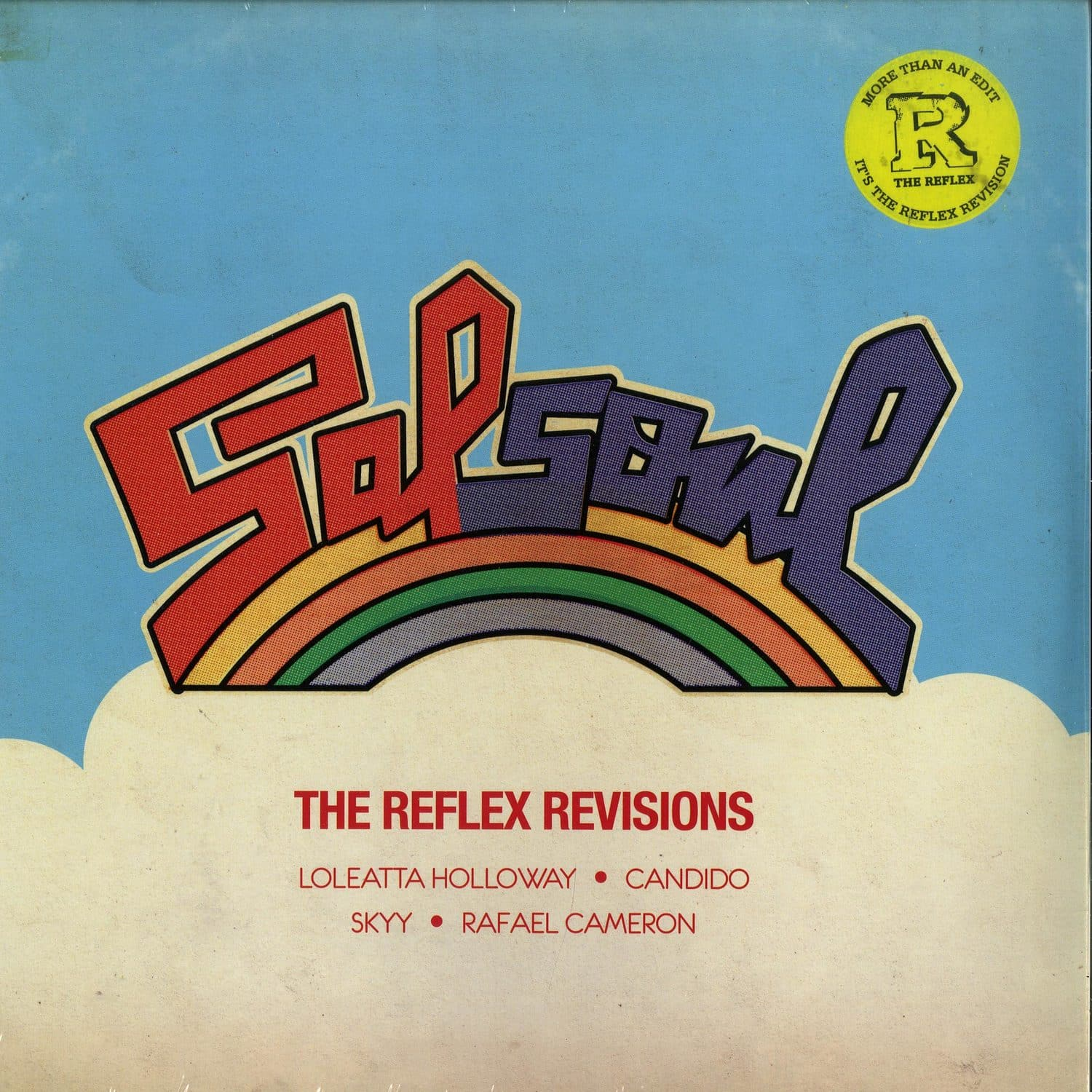 Candido, Skyy, Loleatta Holloway - SALSOUL - THE REFLEX REVISIONS