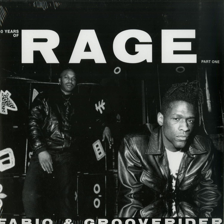 Fabio Grooverider - 30 YEARS OF RAGE PART 1