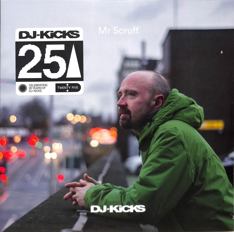 Mr. Scruff - DJ-KICKS