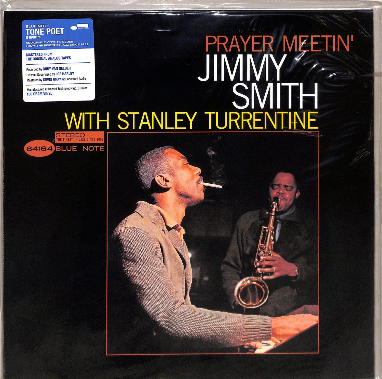 Jimmy Smith & Stanley Turrentine - PRAYER MEETIN