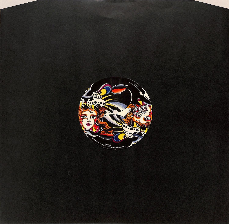 Various Artists - MINU 001