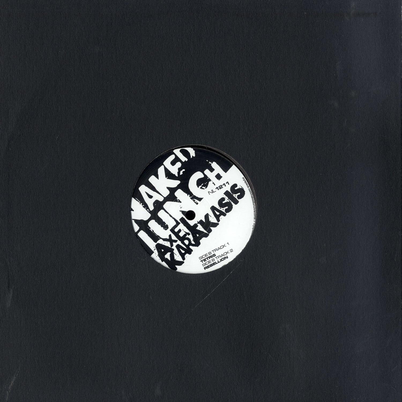 Williams / Karakasis - SPLIT EP