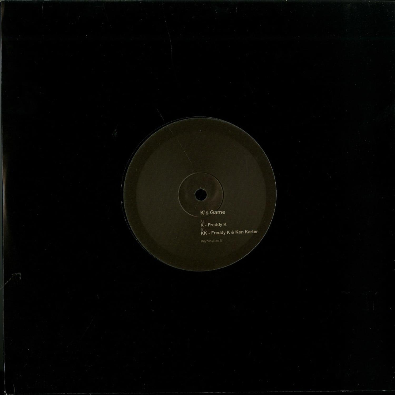 Freddy K / Ken Karter - KS GAME EP