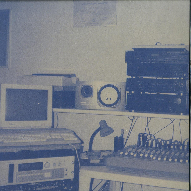 Enrico Mantini Aka The Night Noise - HYPNOTIZER EP