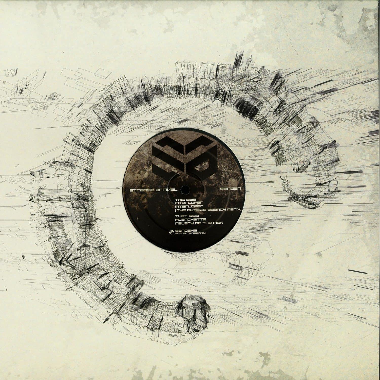 Strange Arrival - IMPOSTER SYNDROME EP