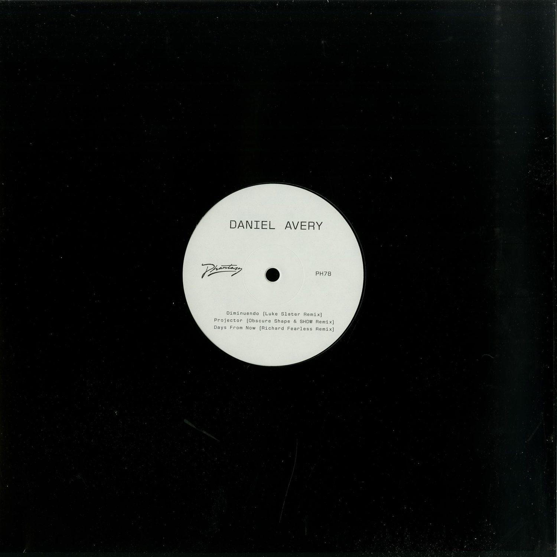 Daniel Avery - SONG FOR ALPHA REMIXES