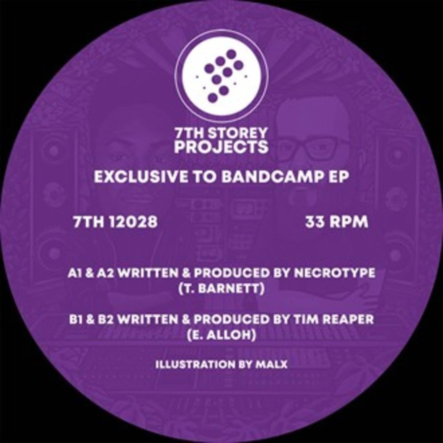 Necrotype & Tim Reaper - EXCLUSIVE TO BANDCAMP