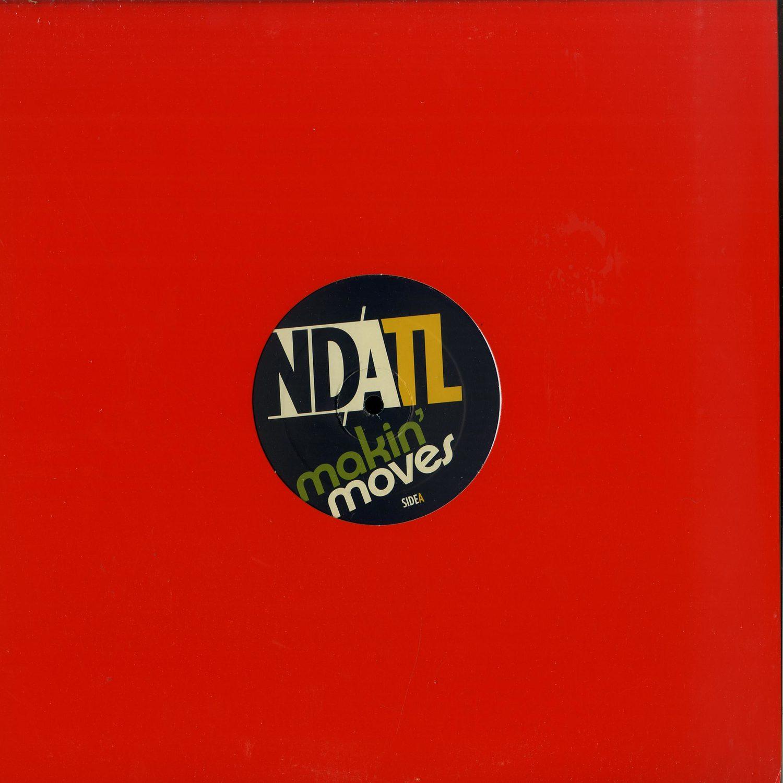 Various Artists - NDATL X MAKIN MOVES