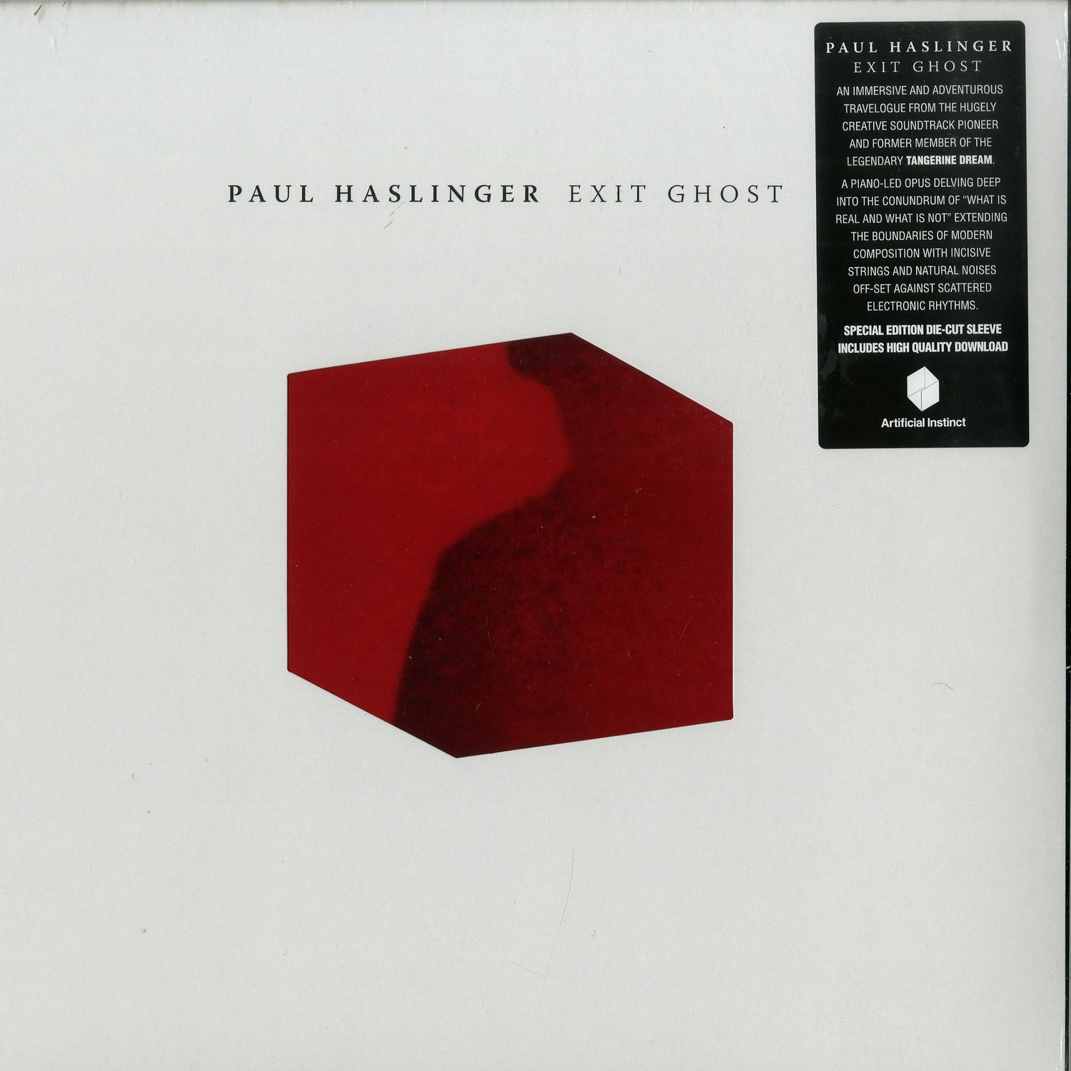 Paul Haslinger - EXIT GHOST