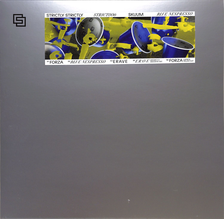 Skuum - BLUE NESPRESSO