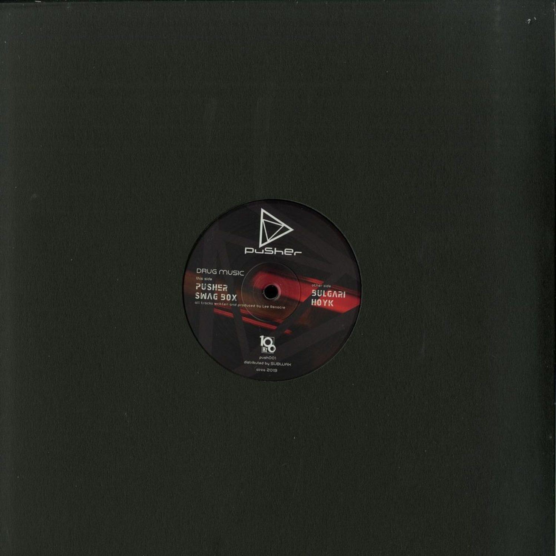 Lee Renacre - DRUG MUSIC