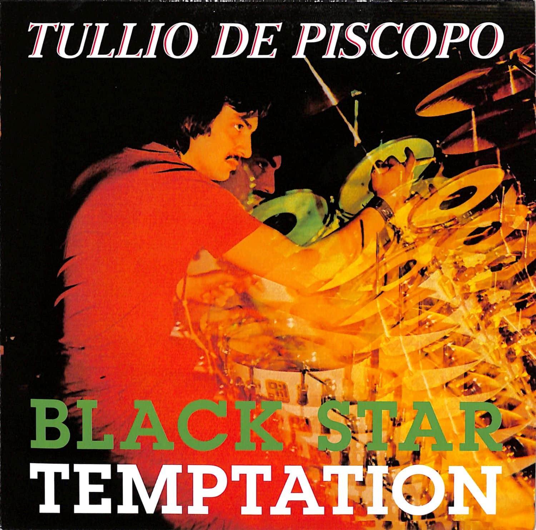 Tullio De Piscopo - BLACK STAR / TEMPTATION