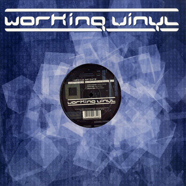 Various - WORKING VINYL EP