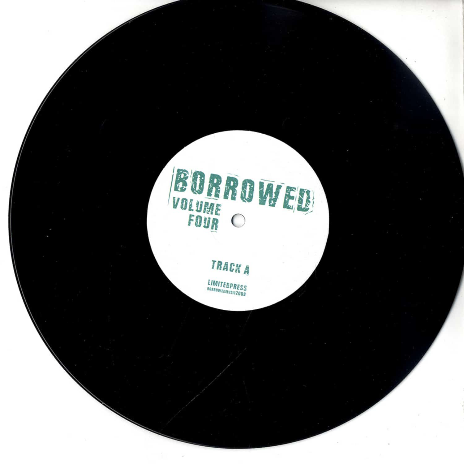 Unknown - BORROWED VOL.4