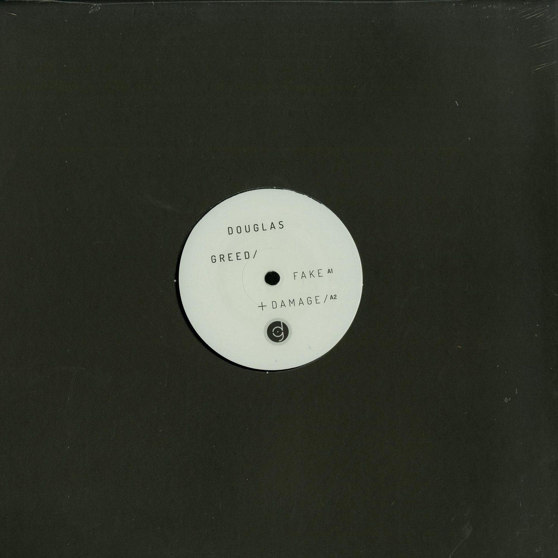 Douglas Greed - FAKE EP