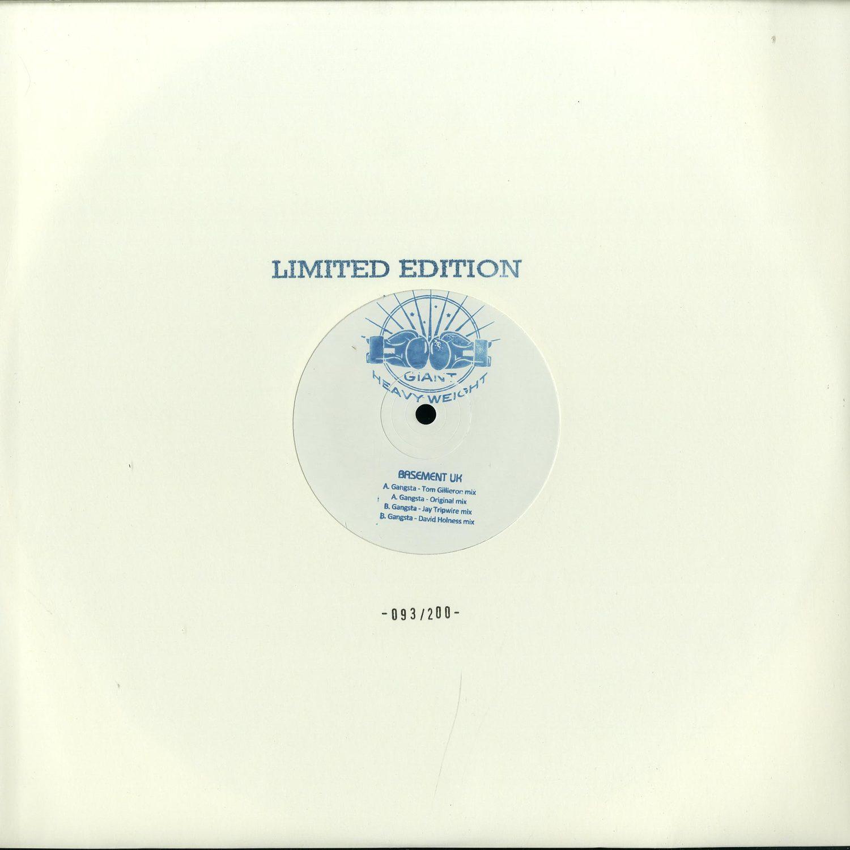 Basement UK - GANGSTA EP