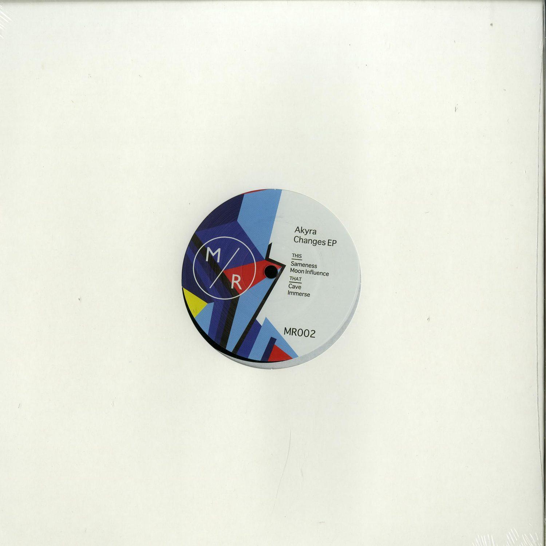 Akyra - CHANGES EP