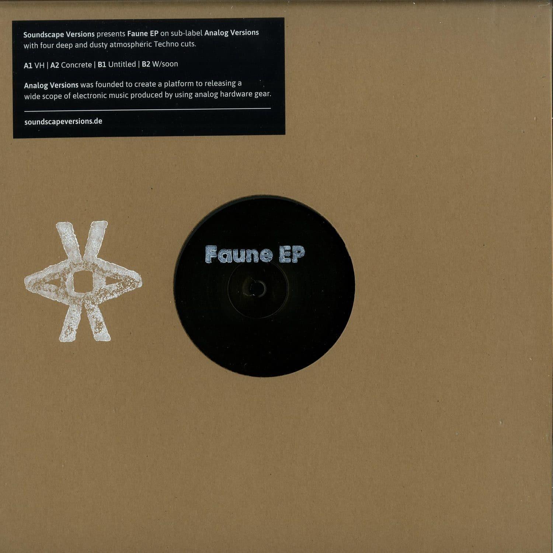 Faune - FAUNE EP