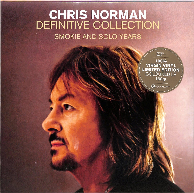 Chris Norman - DEFINITIVE COLLECTION