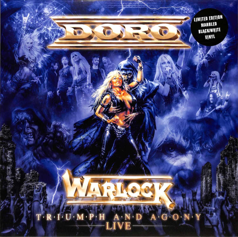 Doro - WARLOCK - TRIUMPH AND AGONY LIVE