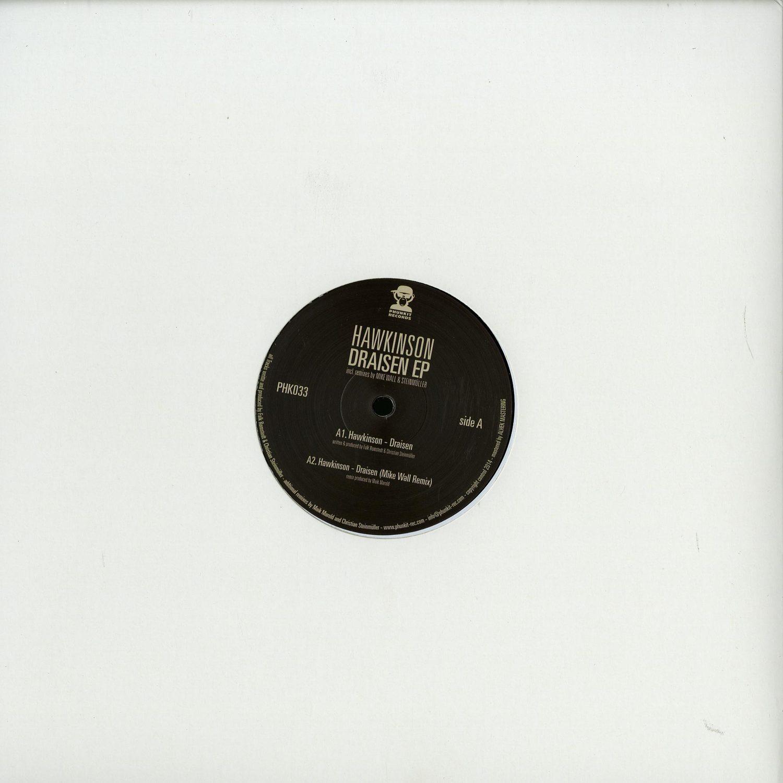 Hawkinson - DRAISEN EP