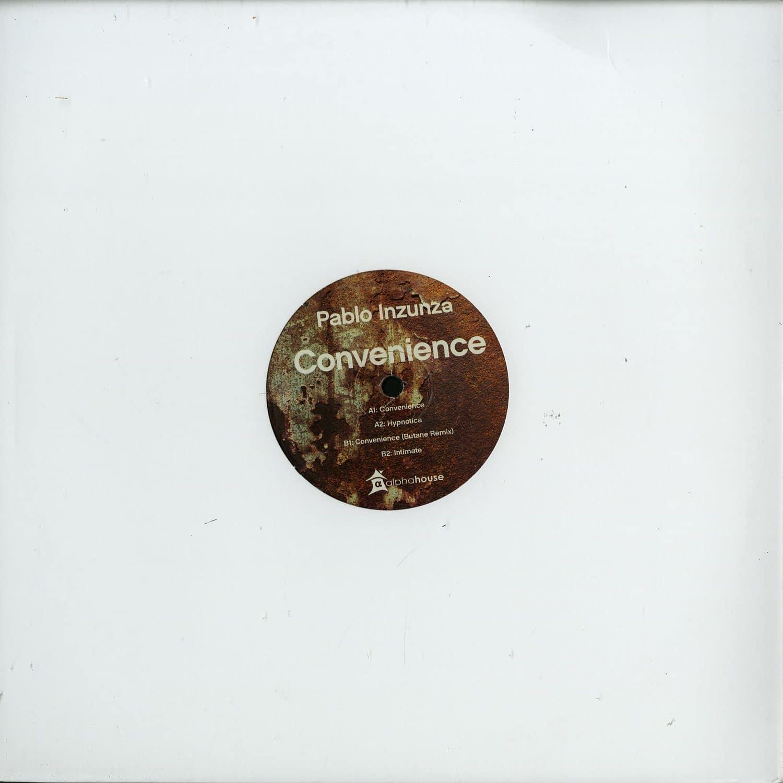 Pablo Inzuza - CONVENIENCE EP